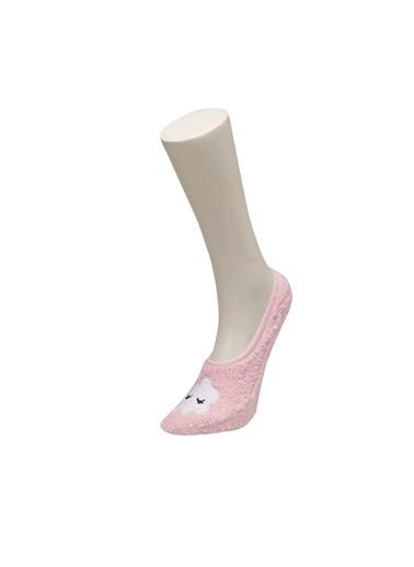 Miss F Çorap Pembe